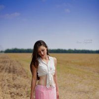 Лето :: Ксения Заводчикова