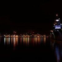 Ночная бухта. Новороссийск :: Ruslan