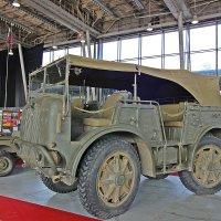 Отголоски 2-й Мировой войны .Итальянский Fiat-SPA :: Виталий Селиванов