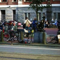 Амстердамский полдник :: Александр Корчемный
