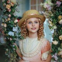 Соломенная шляпка :: Наташа Родионова