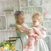 Весна в стиле шебби-шик. :: Любовь Борисова