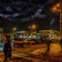 Хорош этот миг, этот свет,  но нам недостаточно мига :: Ирина Данилова