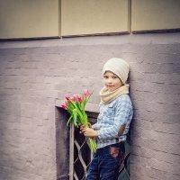 В городе пахнет весной :: Юлия Рейн