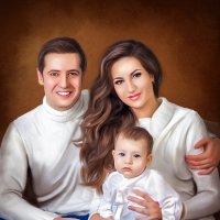 Фотокартина на холсте :: Наталья Кайгородова