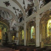 В церкви Dо Carmo. (ордена кармелиток) :: ИРЭН@ .