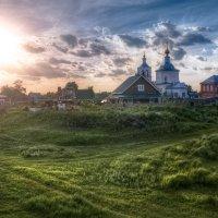 Кроткие льются лучи с небес на согретую землю :: Оксана Ермихина