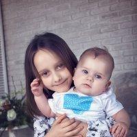 маааленькая мадонна с младенцем. :: Лилия .