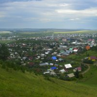 поселок в Сибири :: Наталия П