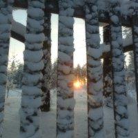 Зимний вечер.. :: Galina ✋ ✋✋