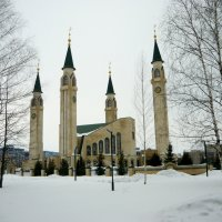 Мечеть :: Надежда