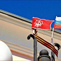 Севастополь. Синее небо Русской весны :: Кай-8 (Ярослав) Забелин