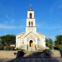 Успенский кафедральный собор в Салавате :: Горкун Ольга Николаевна