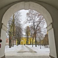 арка в Петропавловке :: Елена
