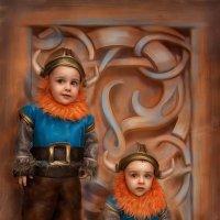 Vikings :: Irina Safronova