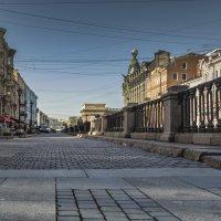 Набережная канала Грибоедова*** :: Valeriy Piterskiy
