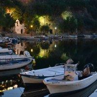 Ночь в Греции :: Мария Тишина