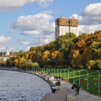 Золотая осень :: Анатолий Колосов