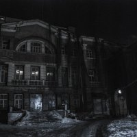 Разруха в центре Москвы :: Дмитрий Нечелюк