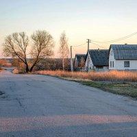 Сельская окраина :: Сергей Тарабара