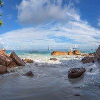 Сейшелы, Прале секретный пляж :: Дмитрий Лаудин