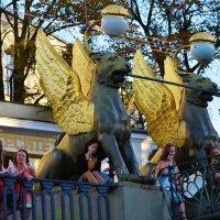 Под Золотыми крыльями... :: Sergey Gordoff