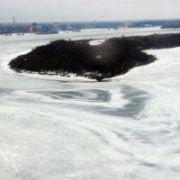 Волга с высоты канатной дороги :: Надежда