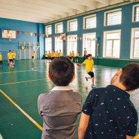 Спорт нас всех объединяет и в команды собирает :: Ирина Данилова