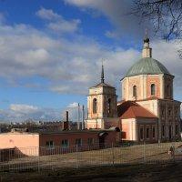 Церковь Георгия Победоносца .Смоленск. :: Татьяна Панчешная