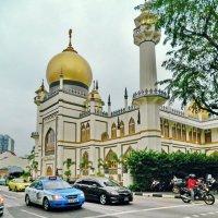 Султанская мечеть :: Андрей K.