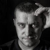 автопортрет :: Николай Колобов