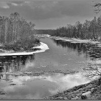 Река Березина. :: Михаил Цегалко
