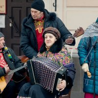 Русские народные :: Владимир Голиков