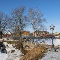 Каменный мостик в селе Городня. Тверская область. :: Михаил (Skipper A.M.)