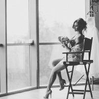Надежда. Утро невесты. :: Ваш личный фотограф Сергей Герелис