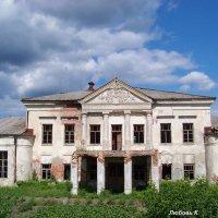 Купеческий дом 19 века. :: Любовь К.