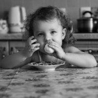 Завтрак :: Tatyana Smit