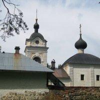 Скит во имя Казанской иконы Божьей Матери (1794-1796) :: Елена Павлова (Смолова)
