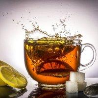 Чай с лимоном :: Алексей Строганов