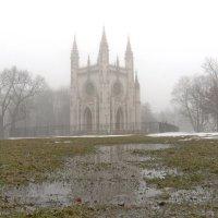 Туман, туман, на прошлом, на былом... :: Михаил Лесин
