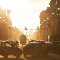 Утро в Северной Столице! :: Frol Polevoy
