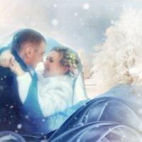 Свадебная фотосессия Анны и Евгения :: Ильдар Шангараев