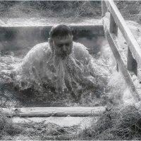 """Крещение. """"Замороженный"""" :: Александр Максимов"""