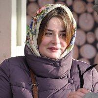 холодный ветерок или тёплый разговор :: Олег Лукьянов