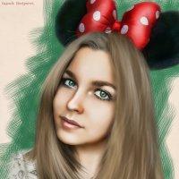 Рисунок по фото 1) :: Евгения Мартынова