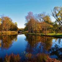 Шапельный пруд... :: Sergey Gordoff