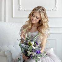 Нежное утро невесты :: Александр Воронов