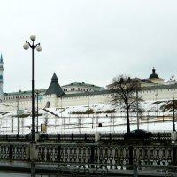 Казанская крепость :: Надежда