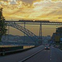 Мост Луиша I. :: ИРЭН@ Комарова