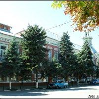 Город Азов. На Московской улице :: Нина Бутко